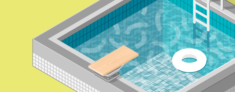 How Diving Boards and Water Slides Affect Insurance